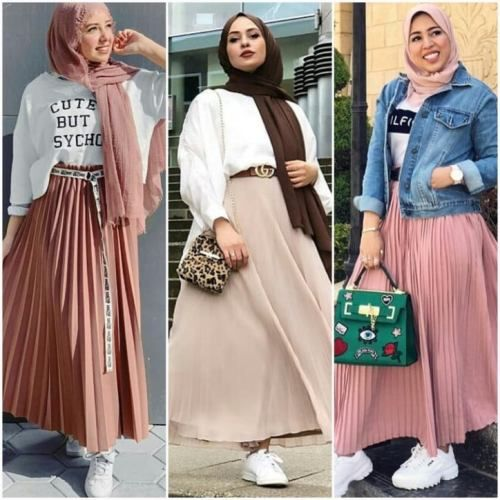 Light and comfy hijab summer wear | Comfy summer outfits, Muslim .