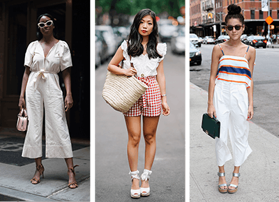 30 Days of Summer Outfits for Short Ladies - PureW