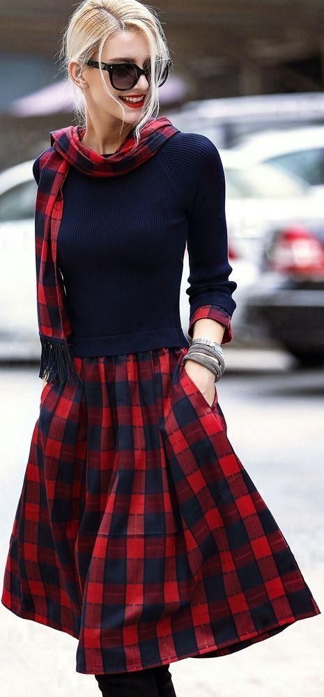 tartan plaid outfits   Tartan fashion, Plaid fashion, Red plaid sca