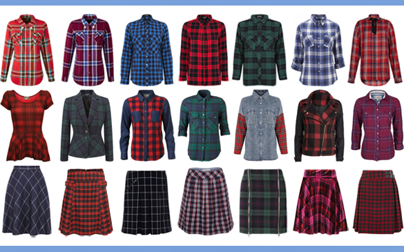 Tartan Plaid Clothing for Women – Is it Hip to Be Square .