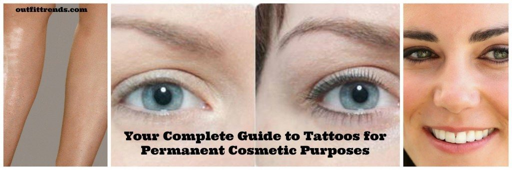 Tattoos For Permanent Cosmetic Purposes - Complete Gui