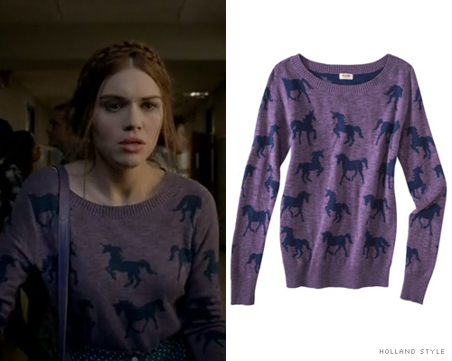 Teen Wolf Outfit Shop