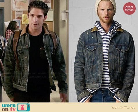 Pin on Teen Wolf Style & Clothes by WornOn