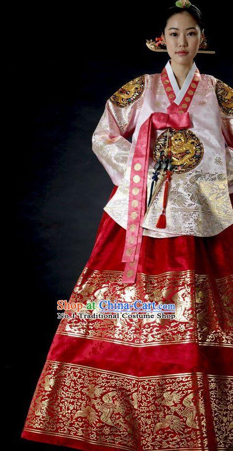 Dangui Korean Royal Costumes Traditional Korean Queen Princess .