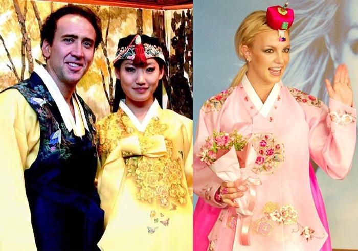 Traditional Korean Clothing - Hanb