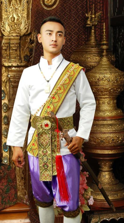 Thailand Clothing Traditional Thai-style Dresses Thailand National .