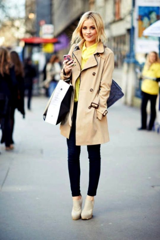 My Favourite Timeless Trench Coat Styles for Women 2020 .