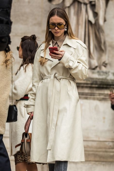 Loving this classic trench | Fashion, Style, Street sty