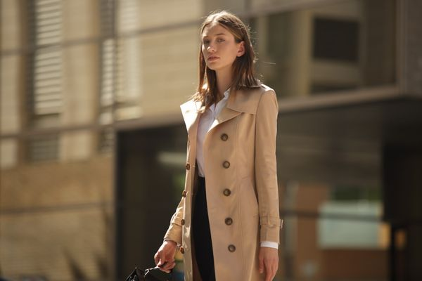 Women Trench Coat Style Guide - How and When to Wear them - Sumissu