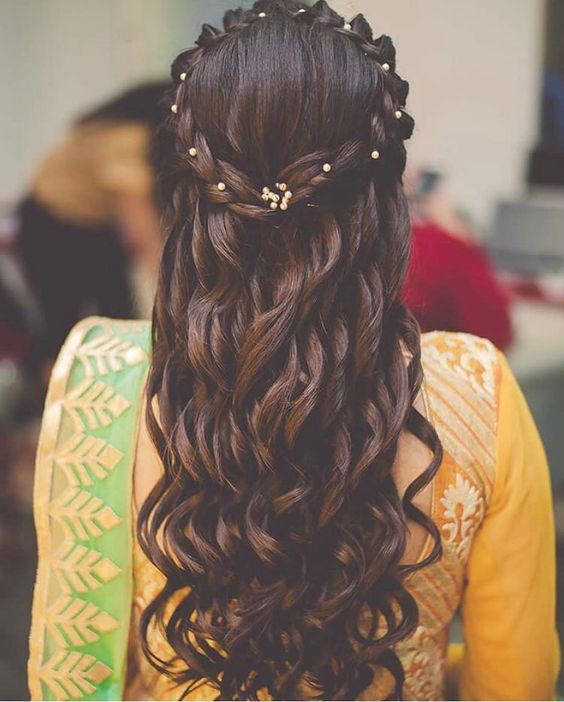 25 Trending Hairstyles For Walima Functions In 20