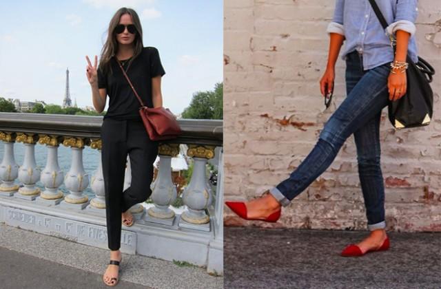 How to wear flats - Personal Shopper Paris - Dress like a Parisi