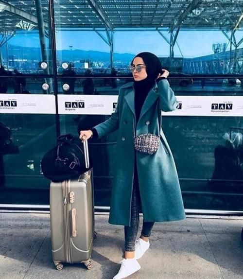 What to wear as a hijabi traveler – Just Trendy Girls: | Hijab .