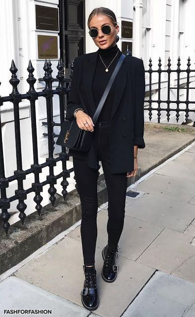 Timeless Black and White Outfits - FashionActivation in 2020 | All .
