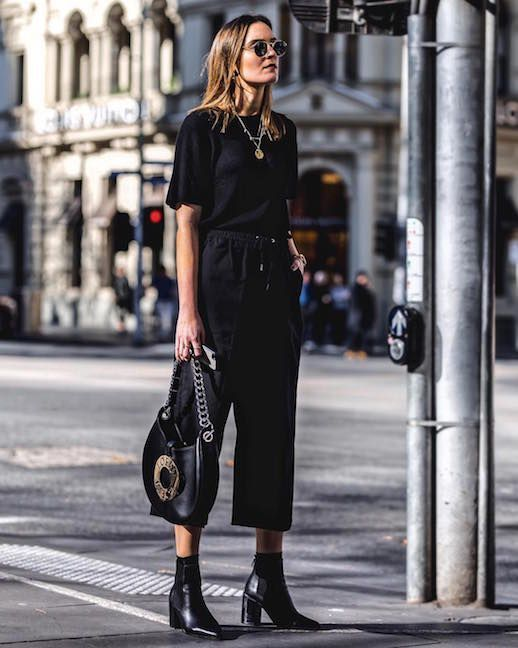 Stunning 60+ Spring and Summer All Black Outfits Ideas - casual .