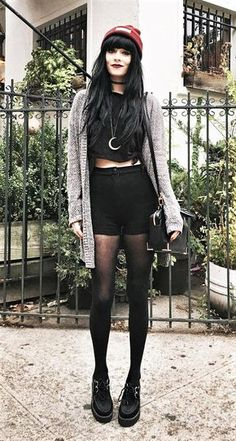100+ Creepers outfit ideas in 2020 | creepers outfit, grunge .