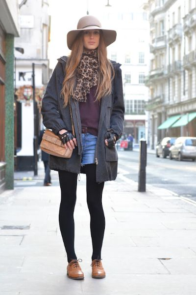 How to Wear Oxford Shoes | The Budget Fashionista | Oxfords outfit .