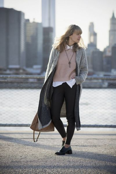 30 Perfect Outfits to Wear With Oxford Shoes | Oxfords outfit .