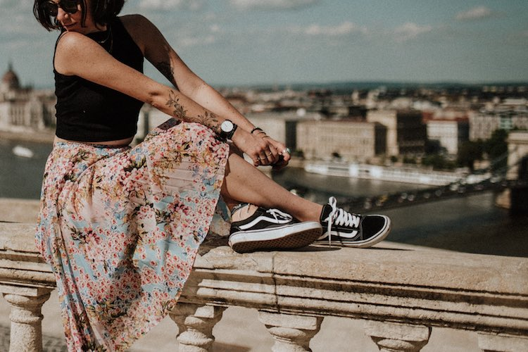 How To Wear Vans | Women's Vans Outfit Ideas & Style Ti